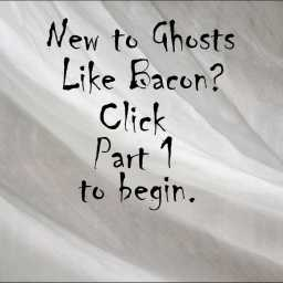 Ghosts like Bacon PART 1: Beyond the Veil