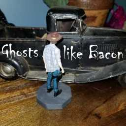 Ghosts like Bacon PART 23: Hitchhiking Ghosts
