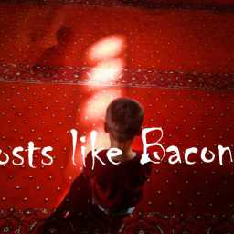 Ghosts like Bacon PART 4: The Obnoxious Ghost