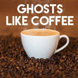 Ghosts Like Coffee is here!